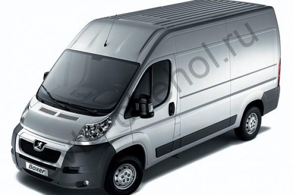 Коврики Peugeot Boxer 2006-2014