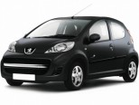 Коврики Peugeot  107 2005-2014