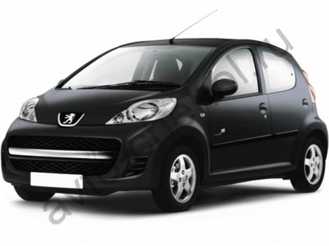 Авточехлы Peugeot  107 2005-2014