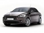 Авточехлы Peugeot 301 2013+