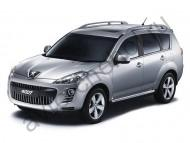 Авточехлы Peugeot 4007 2007-2012