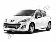 Коврики Peugeot 207 2006-2013