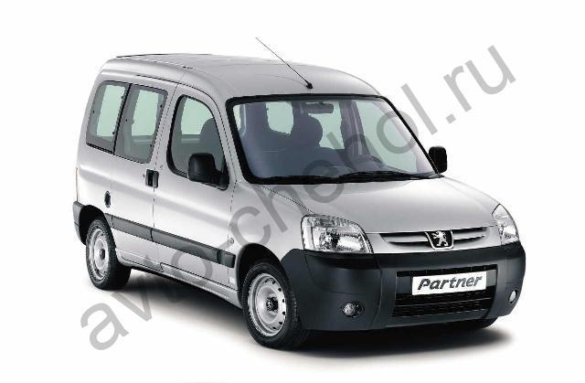 Коврики Peugeot Partner Origin 5 мест 1997-2008