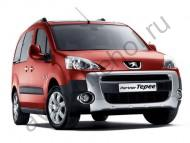 Коврики Peugeot Partner Tepee 2008+