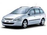 Коврики Peugeot 307 SW 2001-2008