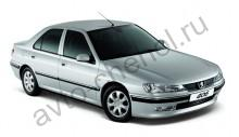 Кузов - Авточехлы Peugeot 406 1995-2004
