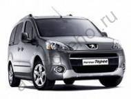 Авточехлы Peugeot Partner Tepee/family 2009+