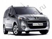 Кузов - Авточехлы Peugeot Partner Tepee/family 2009+