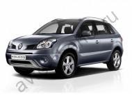 Коврики Renault Koleos 2008+