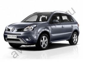 Авточехлы Renault Koleos 2008+