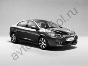 Авточехлы Renault Fluence 2009+