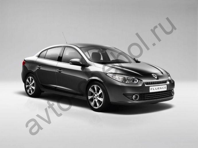 Коврики Renault Fluence 2009+