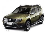 Коврики Renault Duster 2011-2015