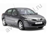 Коврики Renault Megane 2 extreme 2002-2010