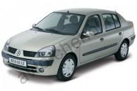 Кузов - Авточехлы Renault CLIO SYMBOL (2001-2009)