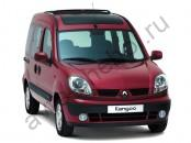 Кузов - Коврики Renault Kangoo 5 мест 2008-2013