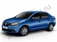 Коврики Renault Logan 2 2014+