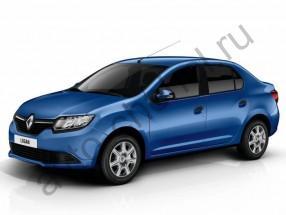 Авточехлы Renault Logan 2 2014+