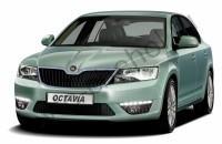 Кузов - Авточехлы Skoda Octavia A7 ELEGANCE