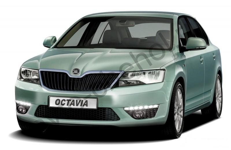 Коврики Skoda Octavia A7 ELEGANCE