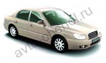 Кузов - Авточехлы ТАГАЗ Sonata 5