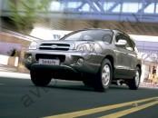 Кузов - Коврики ТАГАЗ Santa Fe Classic