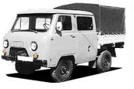 Кузов - Авточехлы Уаз Фермер (буханка)