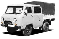 Авточехлы Уаз Фермер (буханка)