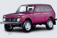 Кузов - Авточехлы ВАЗ НИВА 2113