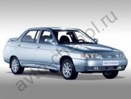 Коврики ВАЗ 2110 Priora sedan
