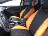 Эко 19 Оранжевый+Черный
