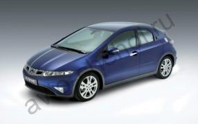 Авточехлы Honda Civic хэтчбек (2007-2013)