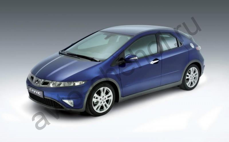 Коврики Honda Civic хэтчбек (2007-2013)
