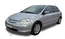 Кузов - Авточехлы Honda Civic Fastback VII (2000-2006)