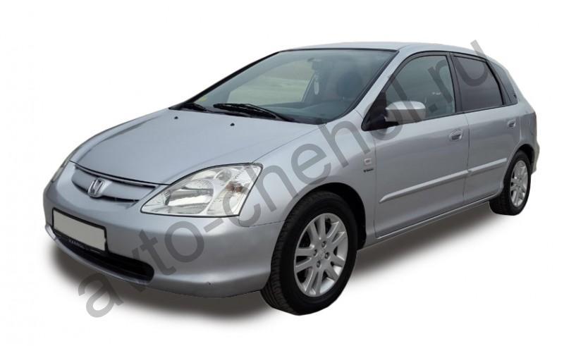 Авточехлы Honda Civic Fastback VII (2000-2006)