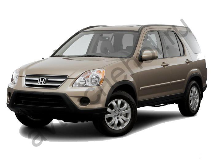Авточехлы Honda CR-V 2 (2001-2006)