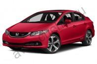 Кузов - Авточехлы Honda Civic sedan c 2012+