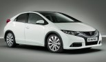 Коврики Honda Civic хэтчбек с 2012+