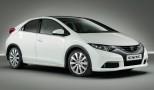 Авточехлы Honda Civic хэтчбек с 2012+