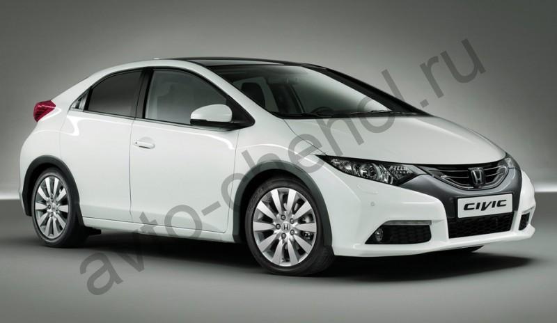 Коврики Honda Civic хэтчбек с 2012+