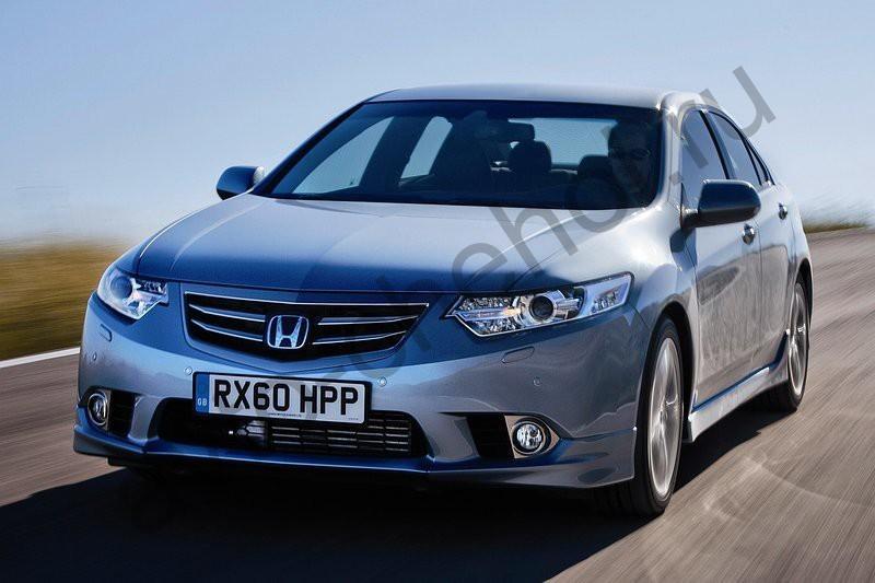 Коврики Honda Accord VIII 2007-2012