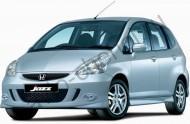 Авточехлы Honda  Jazz I с 2001-2008