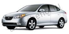 Кузов - Авточехлы Hyundai Elantra lV HD 2006-2011