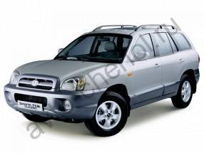 Авточехлы Hyundai Santa Fe Classic 2000-2006
