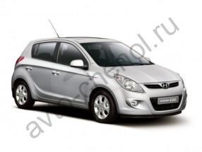 Авточехлы Hyundai i-20 2008+
