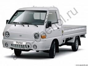 Авточехлы Hyundai Porter 2006-2012