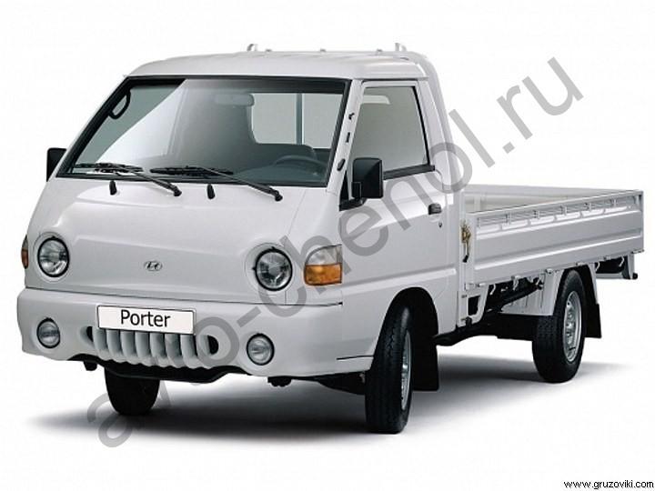 Авточехлы Hyundai Porter I 3 места (2006-2012)