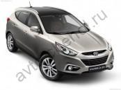 Кузов - Авточехлы Hyundai ix35 с 2010+
