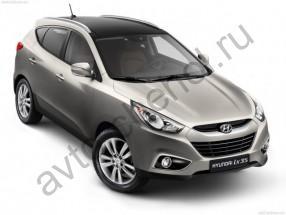 Авточехлы Hyundai ix35 с 2010+