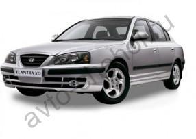 Авточехлы Hyundai Elantra lll XD sedan 2000-2007